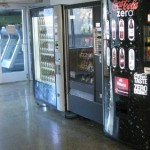 Vending Machine On site