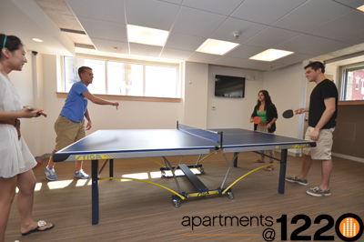 Free Ping Pong - Temple University