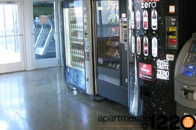 Temple University Apartment with Vending