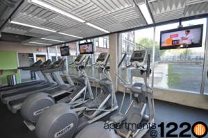 Temple University Apartment with Gym