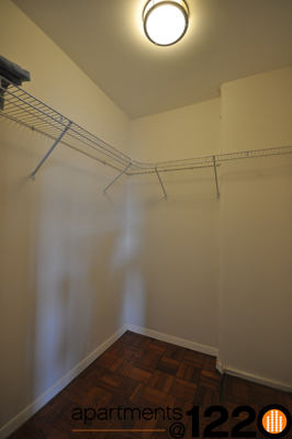 Apartment Rental with Closets - Temple University