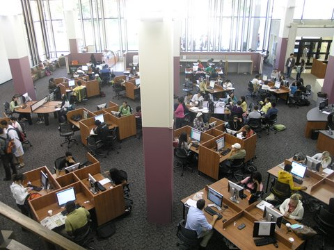 temple university library